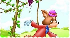 Lisica i grozdje